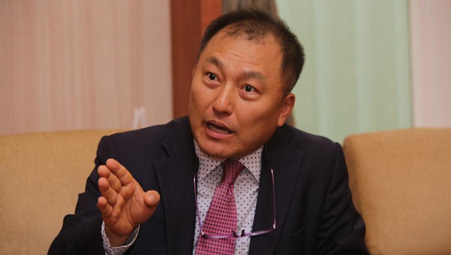 Ha Jong Woen, CSX CEO CC/Sokunthea Chor