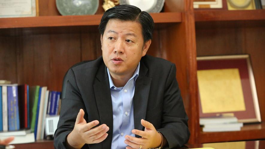 Sok Dara, SECC Deputy Director General CC/Sokunthea Chor