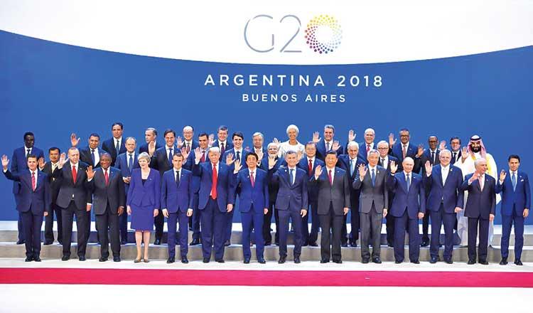 Argentina 2018 G20